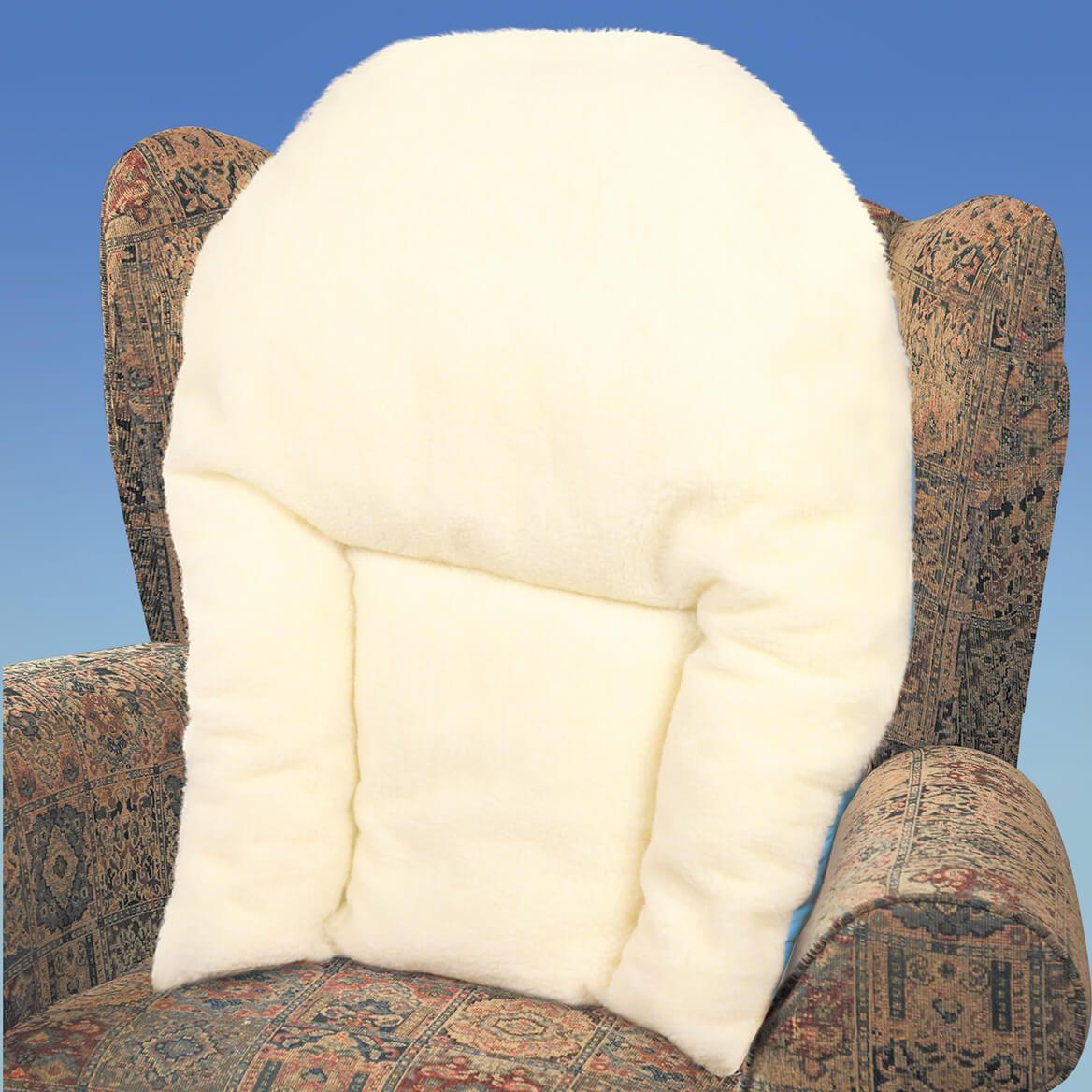 High Back Sherpa Pillow-351001