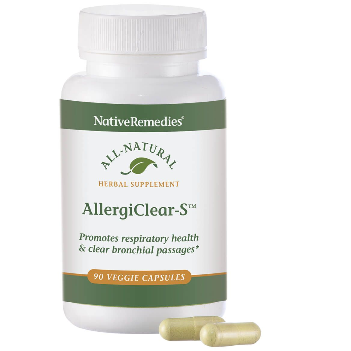 NativeRemedies® AllergiClear-S™-351038