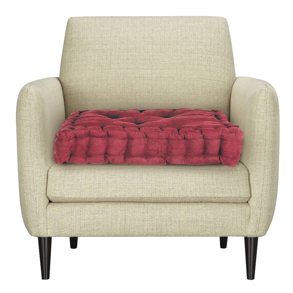 Tufted Booster Cushion-351789