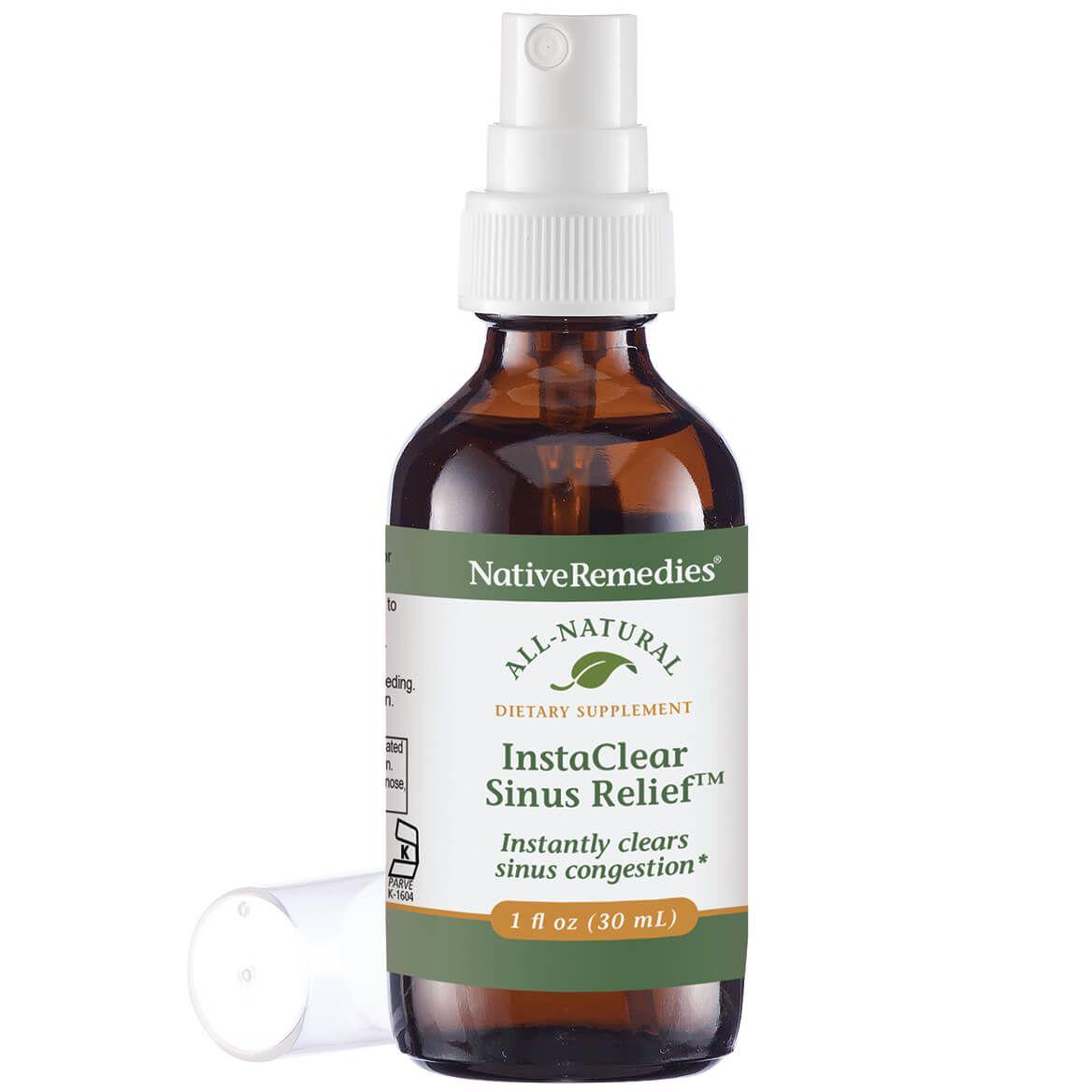 NativeRemedies® InstaClear Sinus Relief™ Oral Spray-351918