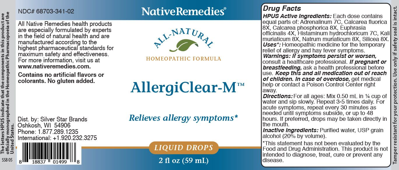 NativeRemedies® AllergiClear-M™-352532