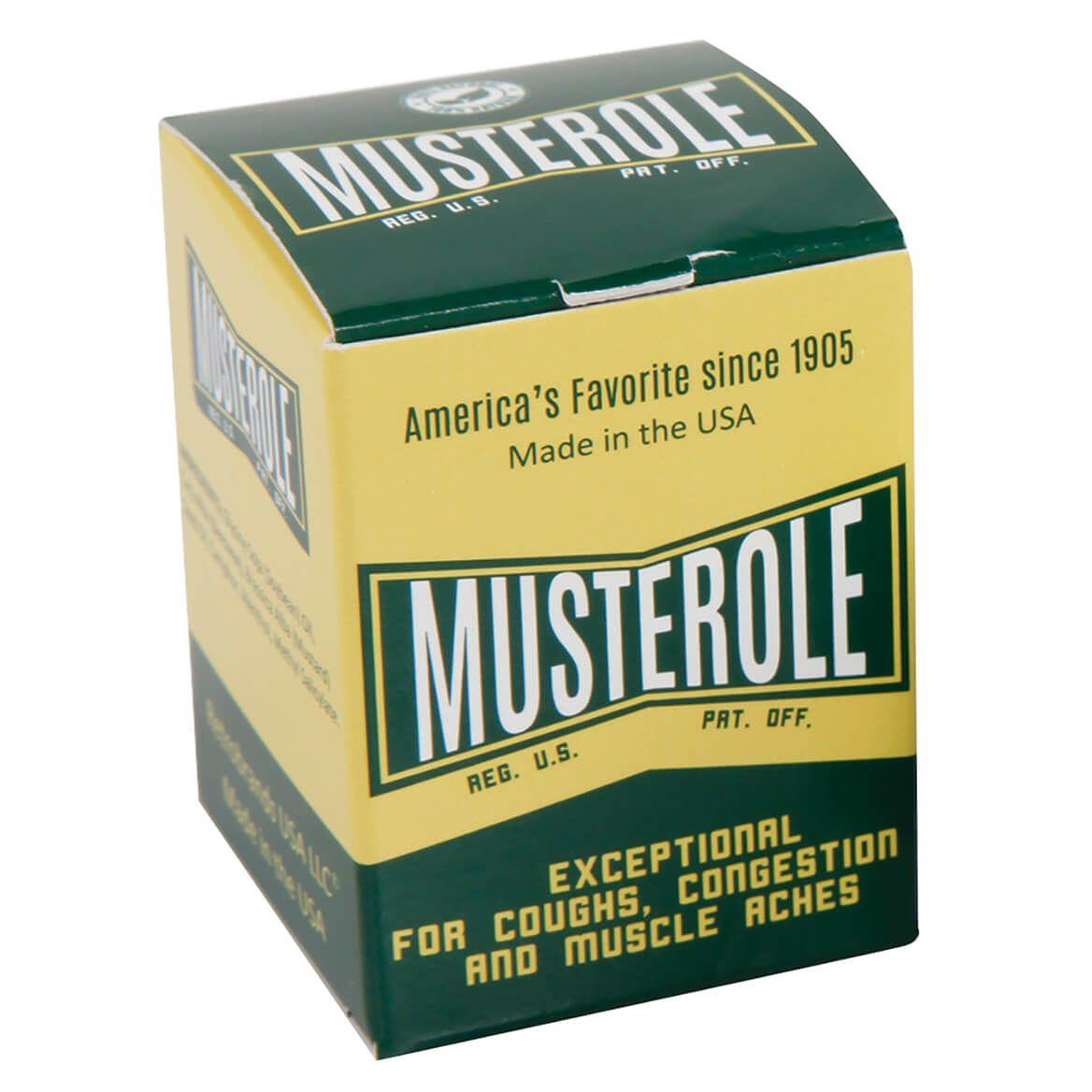 Musterole Vapor Rub, 1 oz.-358002