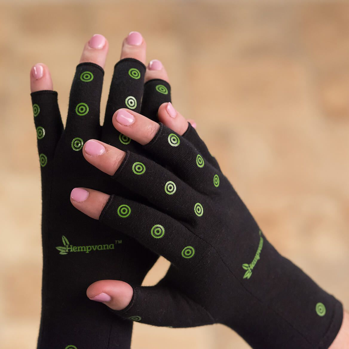 Hempvana Compression Gloves-368960