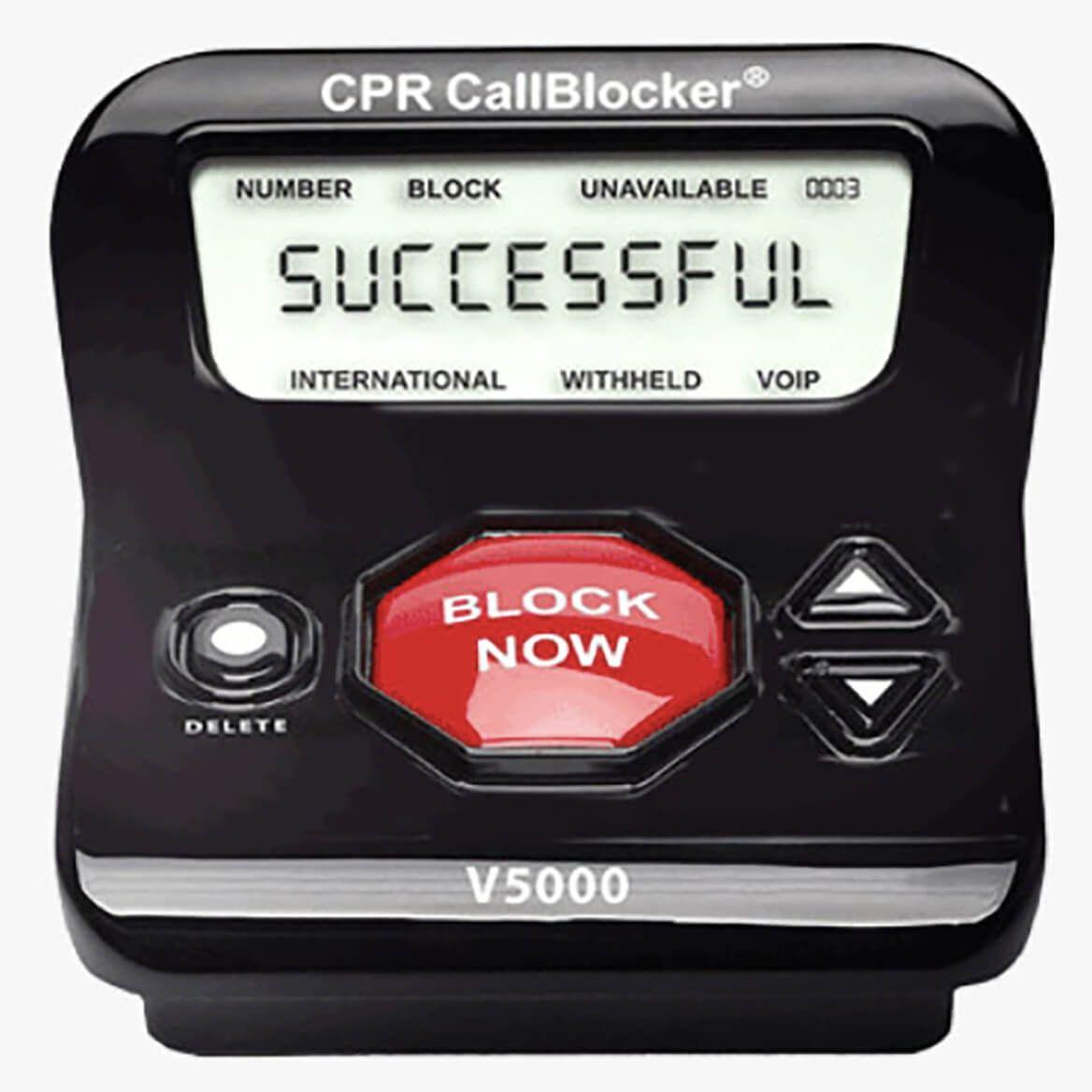 CPR® Call Blocker V5000            RTV-369693