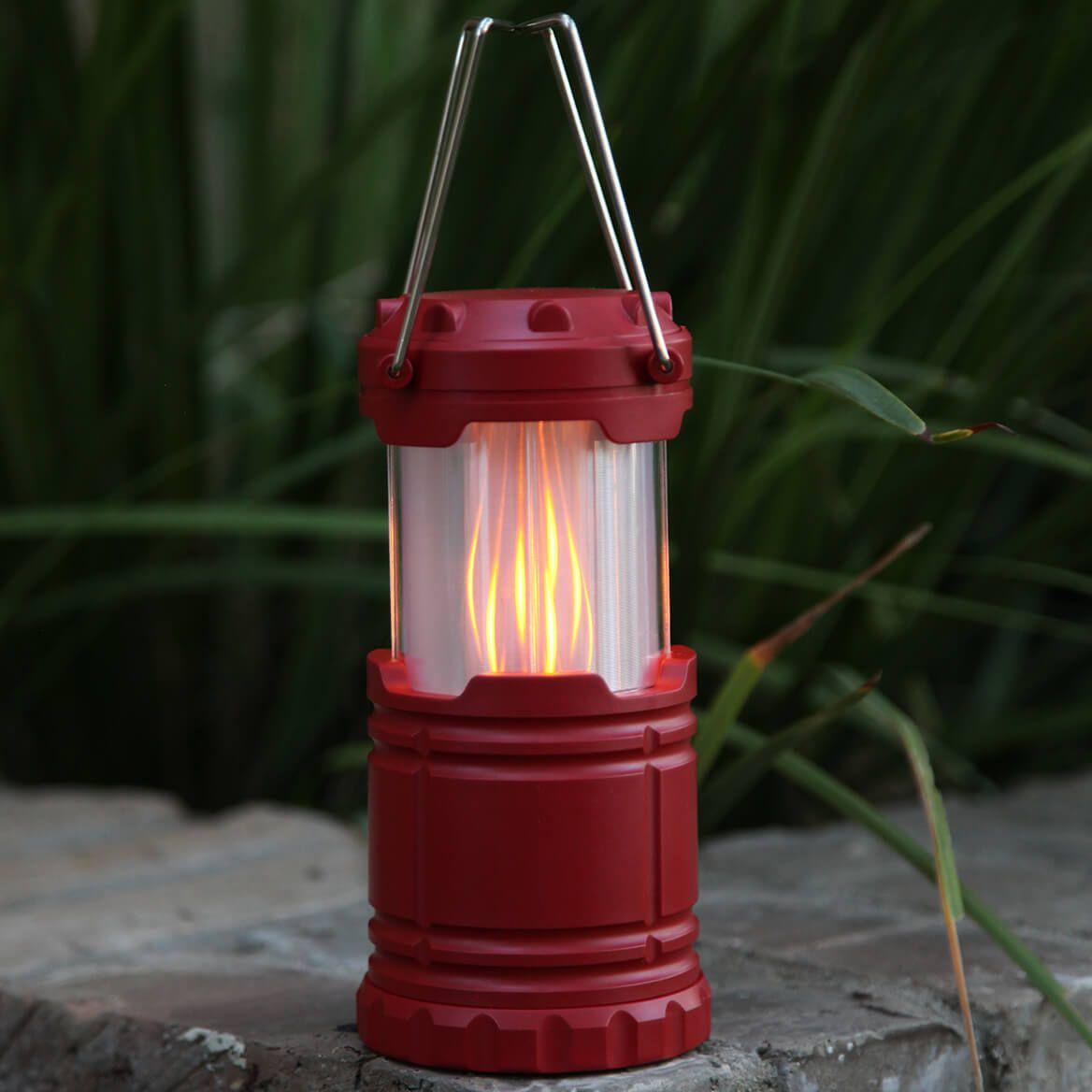 Flaming Pop Up Lantern-369743