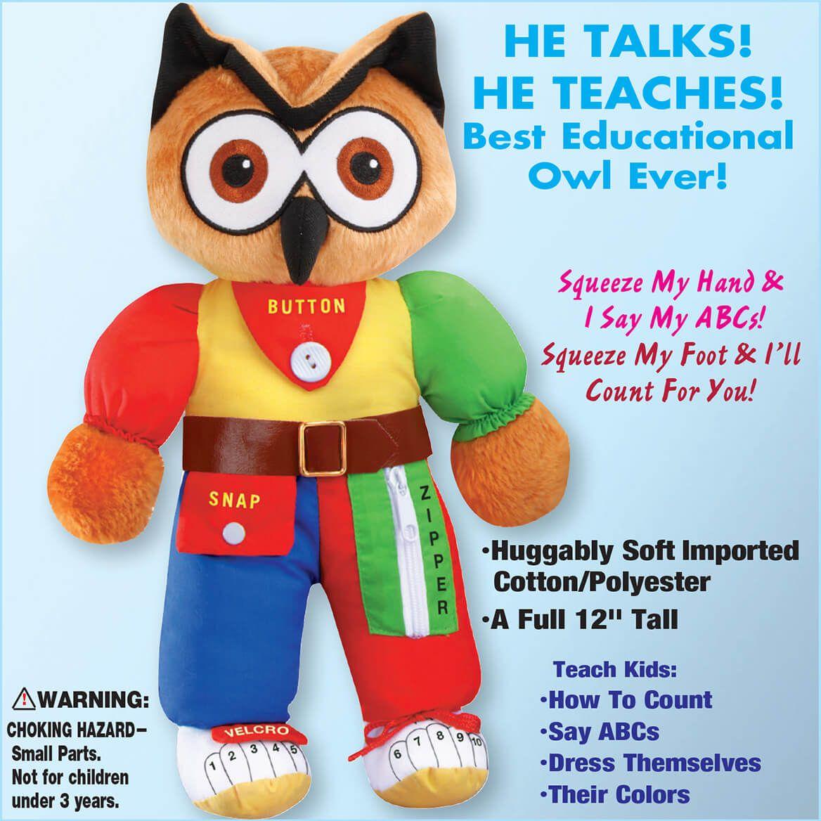 Talking Teaching Wise Old Owl-369944