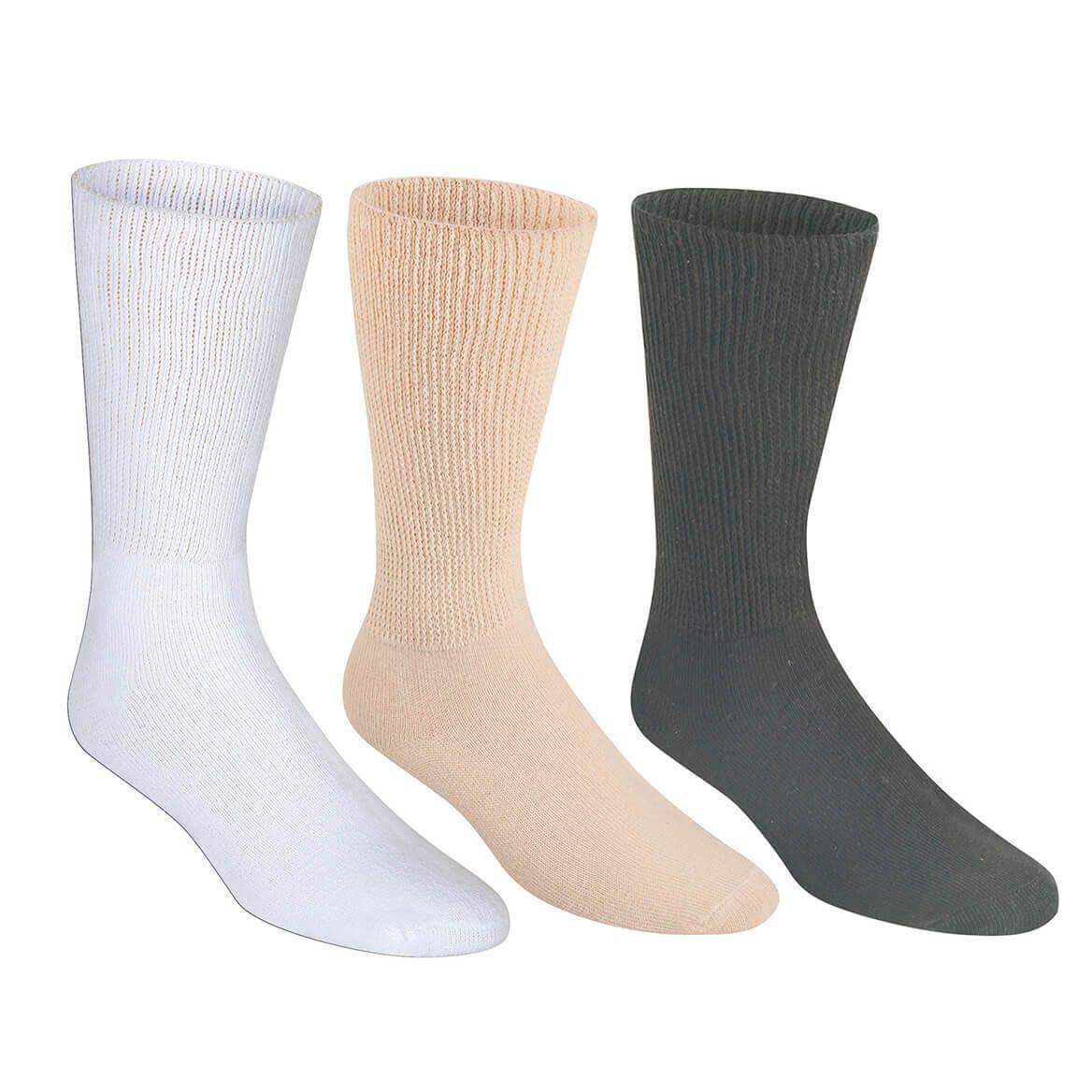 Ultimate Diabetic Socks 3 Pairs-370015