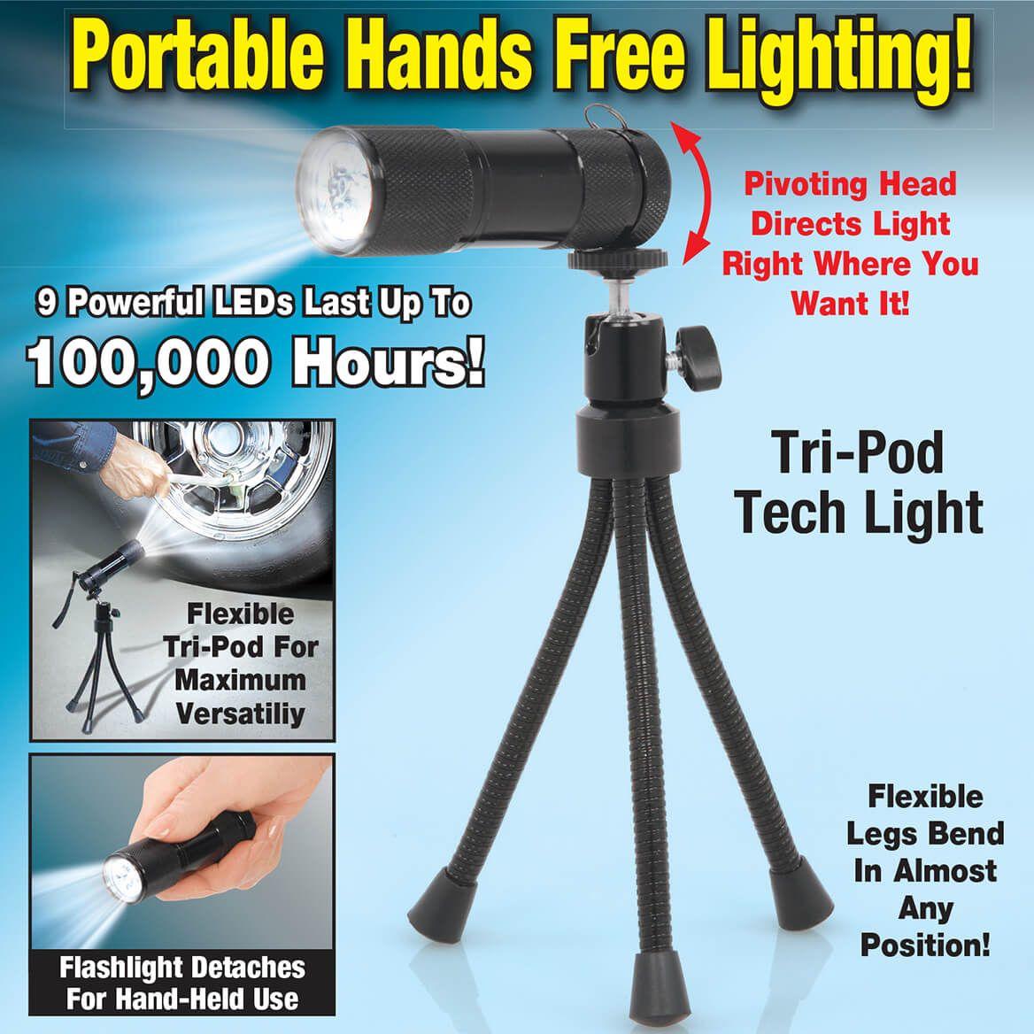 Tri-Pod Tech Light-370026
