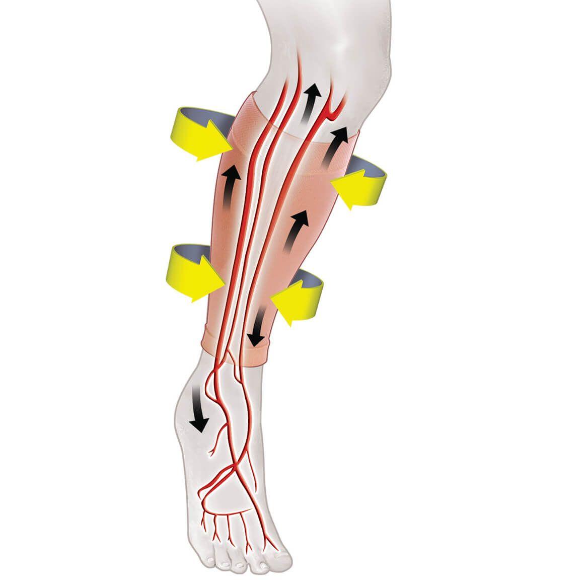 Therapeutic Calf Sleeve-370095