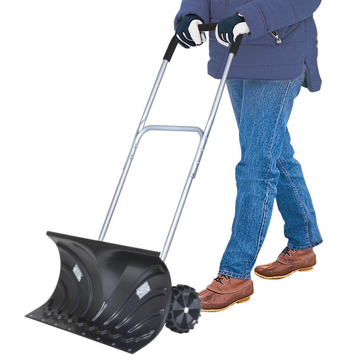 Rolling Snow Pusher         XL-370228