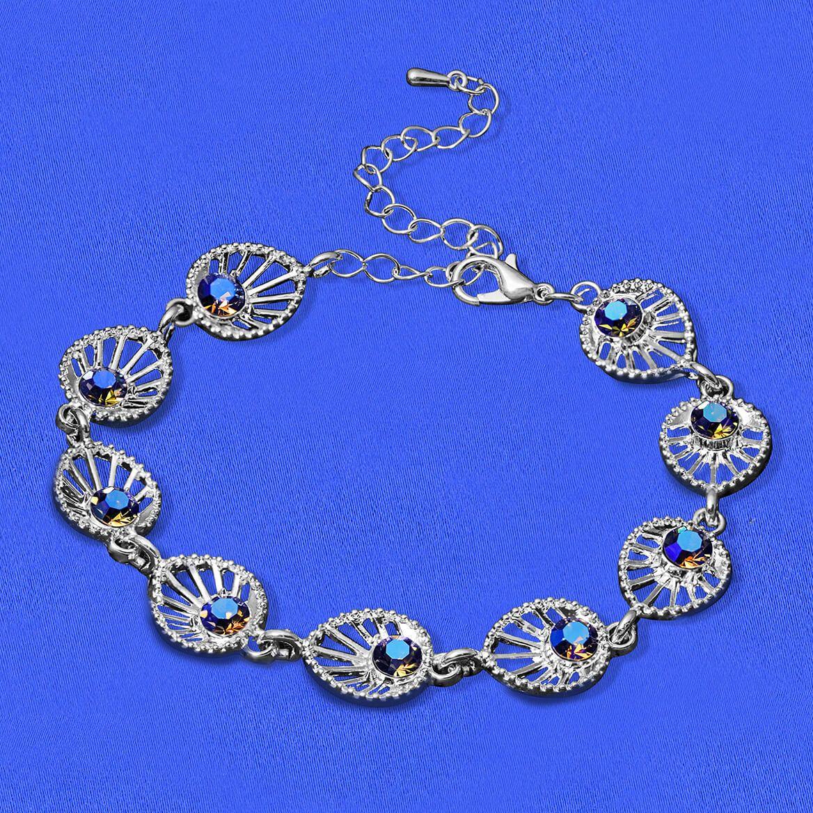 Radiant Bracelet with Swarovski® Crystals-371407