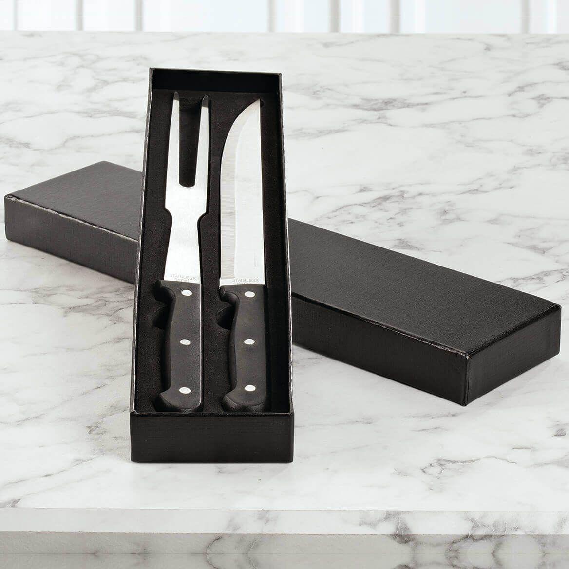Knife & Fork Carving Set-371842