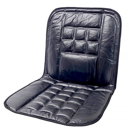 Leather Lumbar Cushion-303514