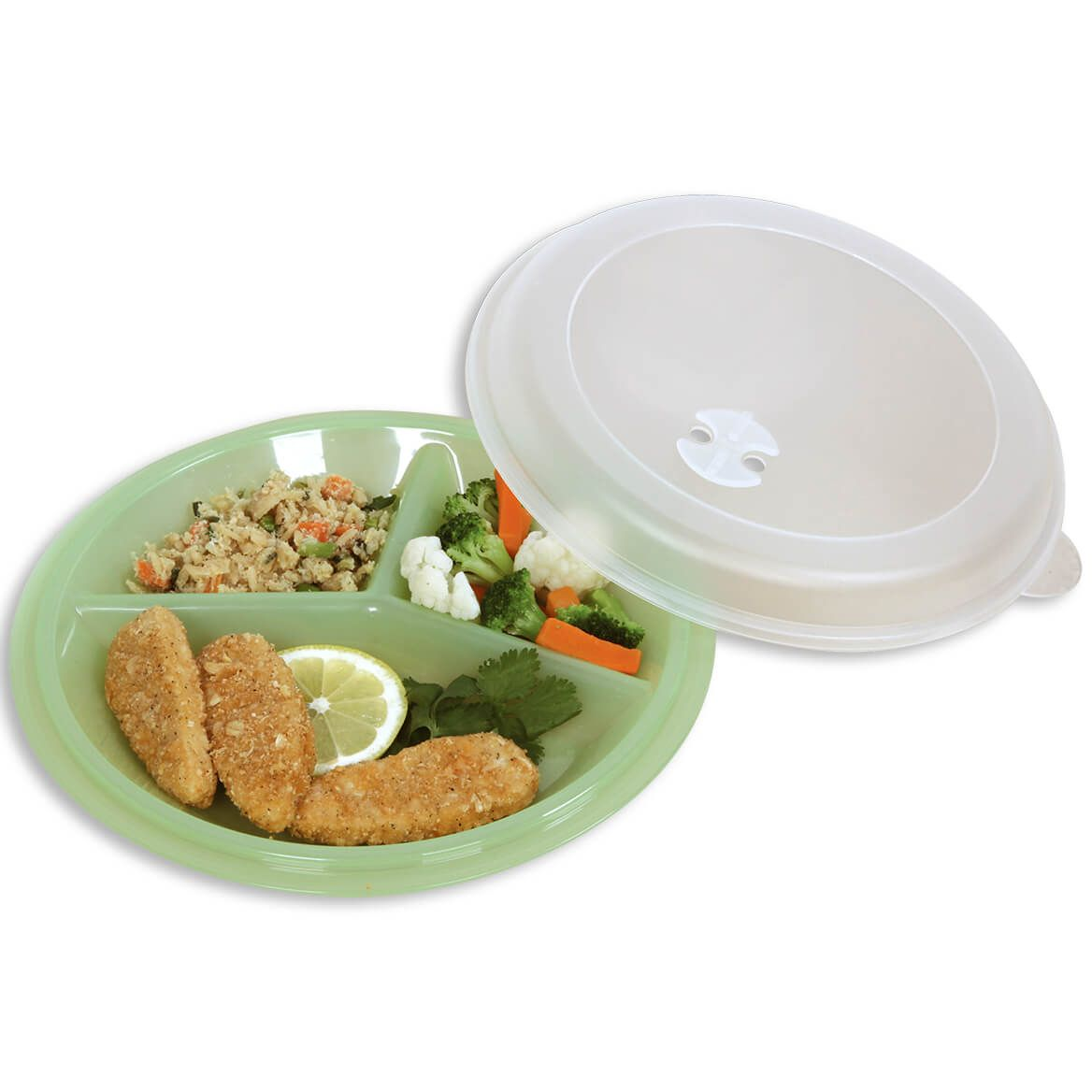 Divided Storage Plates-303973