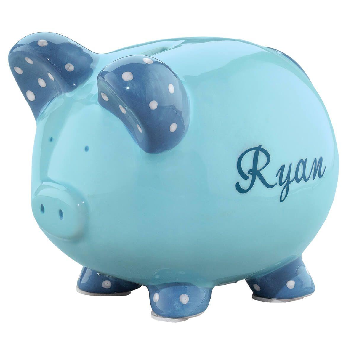 Personalized Children's Piggy Bank-311070