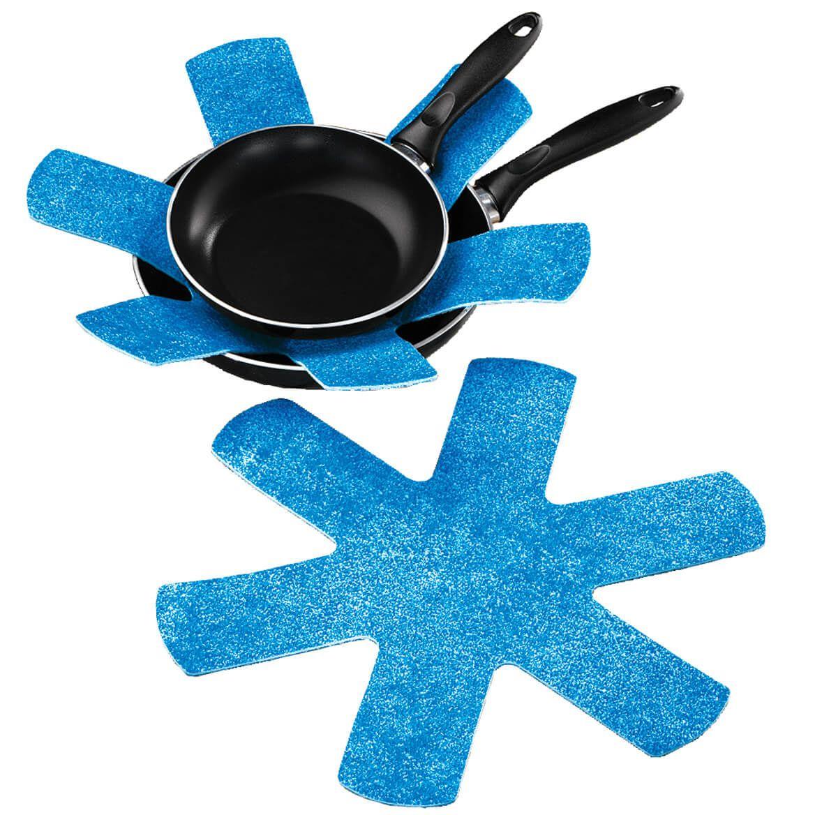 Pan Protectors Set of 3 Blue-315679