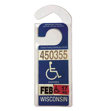 Handicap Placard Hanger-331392