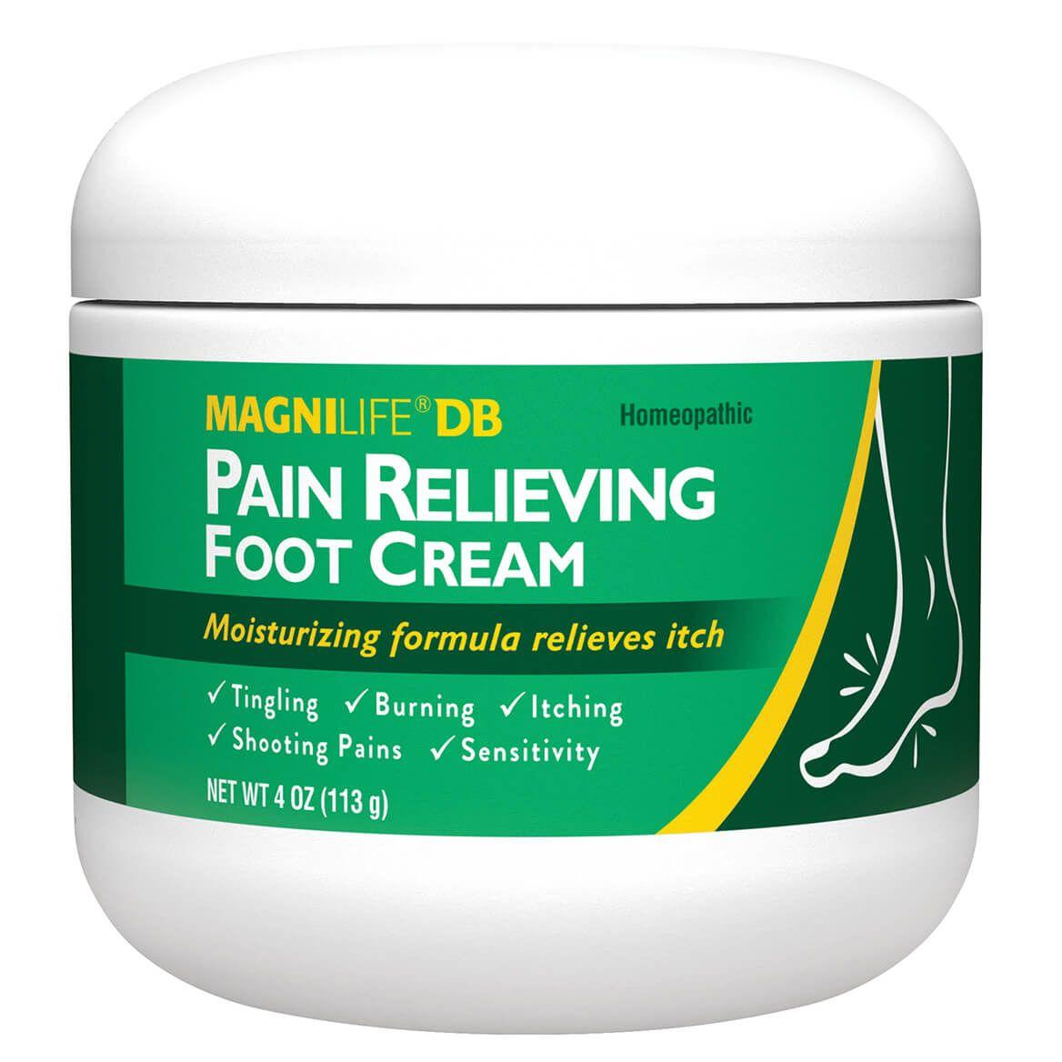 Magnilife® DB Pain Relieving Foot Cream-341082