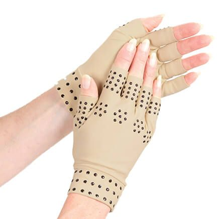 Compression Therapy Gloves with Magnets-346399