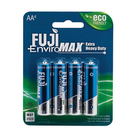 Fuji AAA Batteries 4-Pack-346520