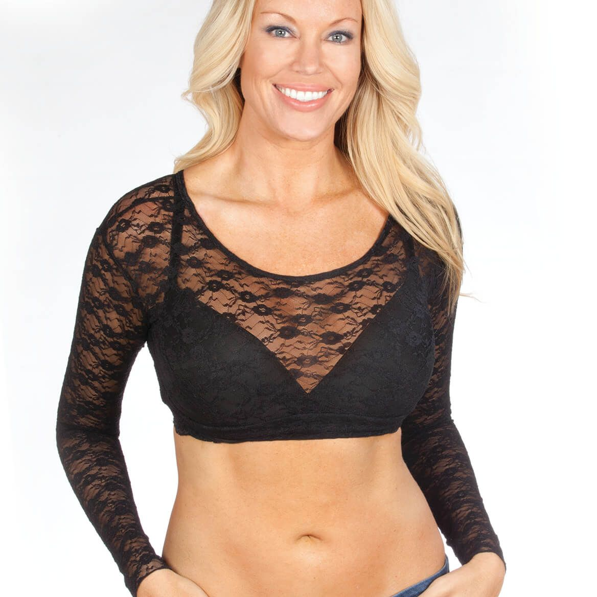 Lace Camisole Top-355473