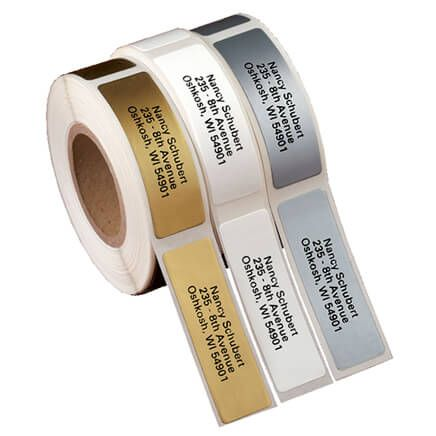 Personalized Self-Stick Address Labels 200-357456