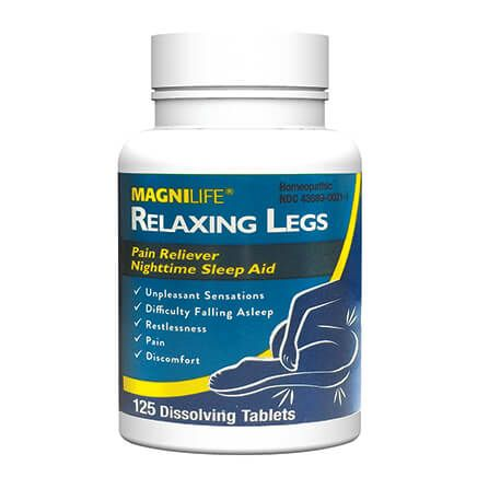 MagniLife® Relaxing Legs Tablets-358873