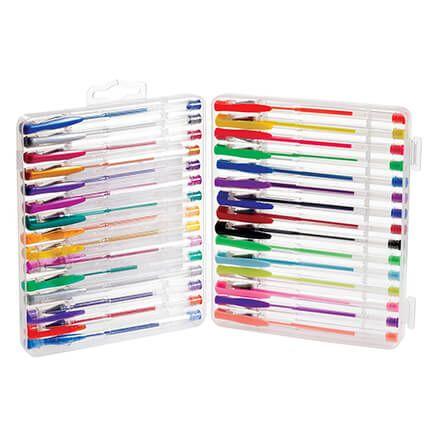 Set of 30 Gel Pens-362040