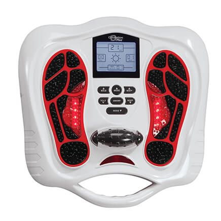 Circulation Plus™ EMS Foot and Leg Massager-365541