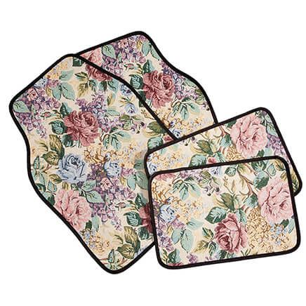 Tapestry Car Mats, Set of 4-366611