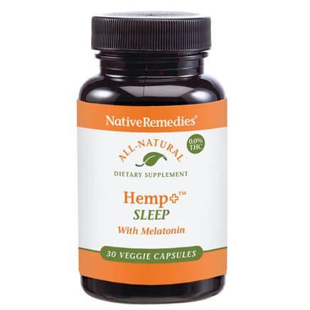 NativeRemedies® Hemp + Sleep-369279