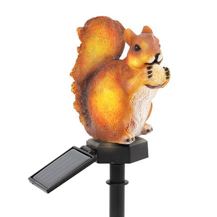 Solar Garden Squirrel-369701
