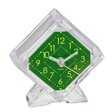 Diamond Glow-in-the-Dark Alarm Clock-369746