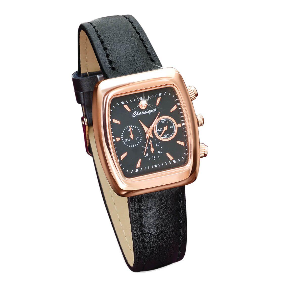 Rose Gold Diamond Watch-369775