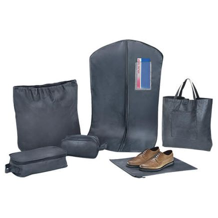 6 in 1 Travel Bag Set-369784