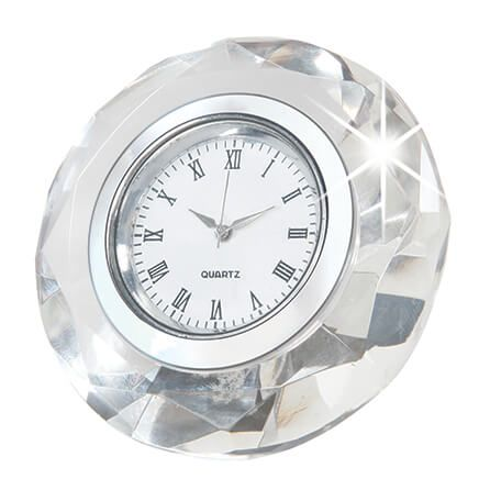 Crystal Diamond Clock-369788
