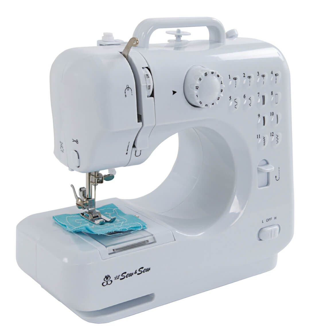 12 Stitch Table Top Sewing Machine-369794