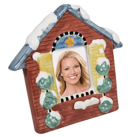 Mini Bird House Frame-369806