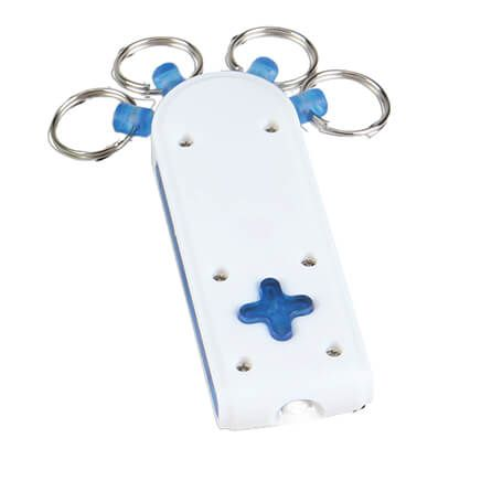 Key Ring Holder with Light-369929
