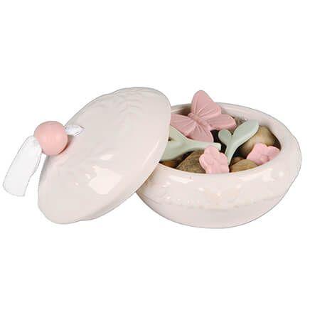 Ceramic Potpourri Garden-369966