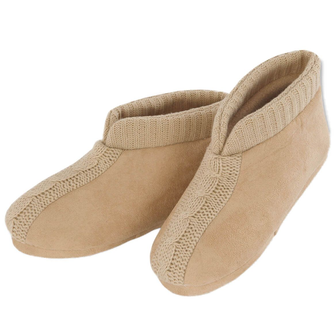 Feather Light Sweater Slippers Mens-370009