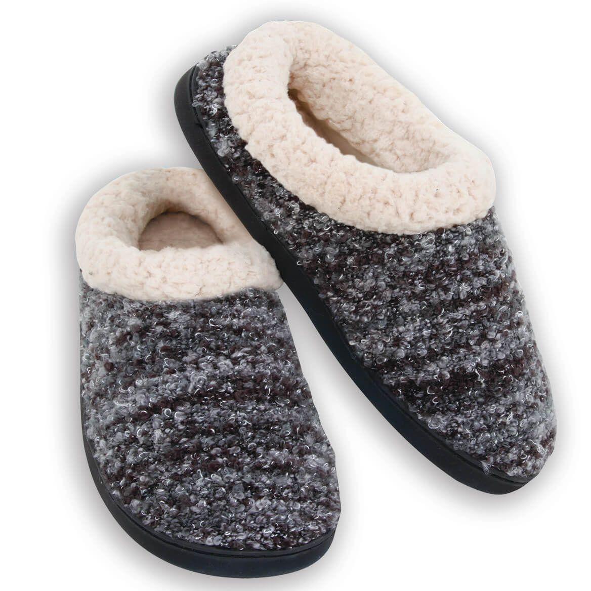 Soft & Supple Sweater Clogs Ladies-370019