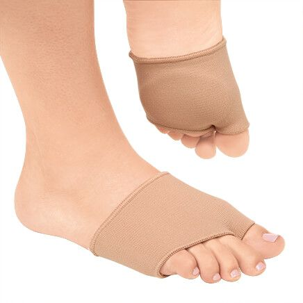 Gel Cushion Metatarsal Strap 1 Pair-370065