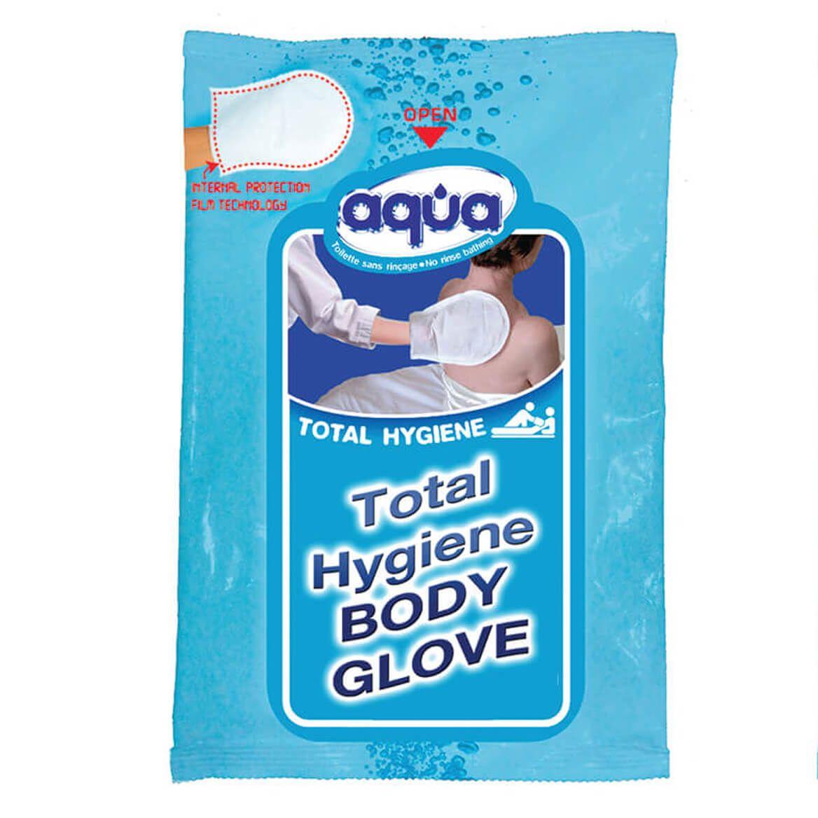 Aqua Wash Gloves Body S/12-370076