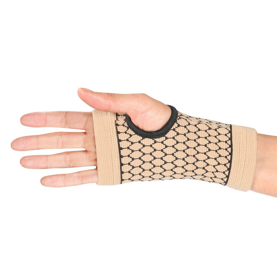Bamboo Charcoal Wrist Support Pair-370097