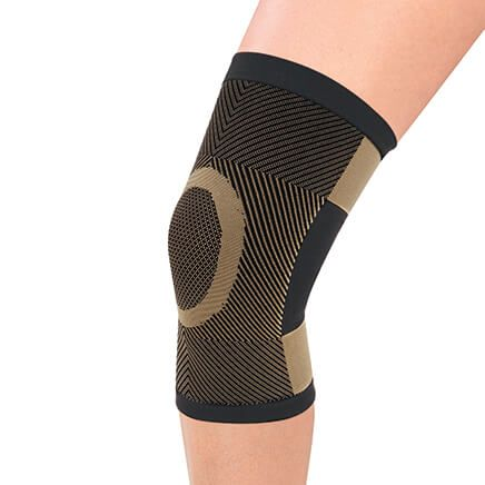 Copper Compression Knee Support-370124