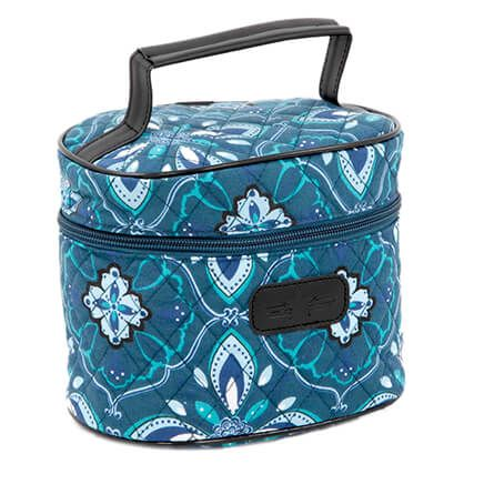 Quilted Toiletry Bag-370222