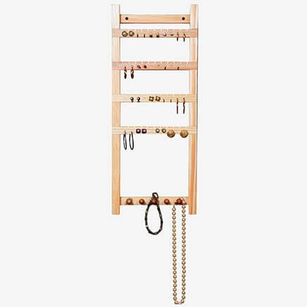 Wall Mounted Jewelry Rack-370281