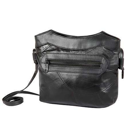 Genuine Leather Glam Bag-370957