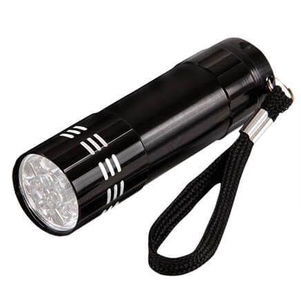 9 LED Aluminum Flashlight-371728